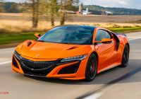 Acura Supercar New Review Acura Nsx Supercar Performance for Less Hotcars