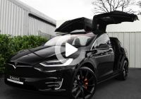 All Black Tesla Model X Unique Cars Luxurycars In 2020