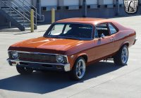 American Classic Cars for Sale Awesome 1968 Chevrolet Nova for Sale