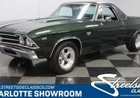 American Classic Cars for Sale Best Of 1969 Chevrolet El Camino