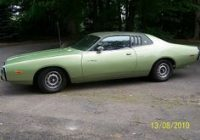 American Classic Cars for Sale In America New 1973 Dodge Charger for Sale $9 500