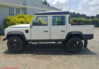 American Used Cars for Sale and Prices Luxury Land Rover Defender 1991 for Sale