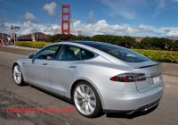Are Tesla Cars All Electric Awesome Tesla Model S All Electric Car Of 2013