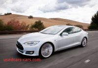 Are Tesla Cars All Electric Unique Tesla Model S All Electric Car Of 2013