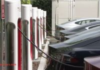 Are Tesla Charging Stations Free Awesome Tesla to End Free Use Of Supercharging Stations Abc30 Com