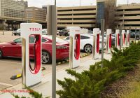 Are Tesla Charging Stations Free Luxury Electric Car Owners Can now Charge Up at Birminghams