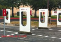 Are Tesla Charging Stations Free Luxury Tesla Opens First Texas Charging Station In San Marcos
