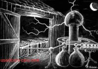 Are Tesla Coils Dangerous Inspirational Lateral Science Victorian Tesla Coil with Reference to A