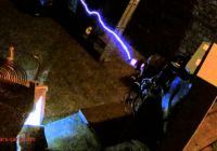 Are Tesla Coils Dangerous New Crt Monitor Vs Tesla Coil Youtube