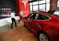 Are Tesla Reliable Fresh Tesla Reliability Falls In Consumer Reports Survey