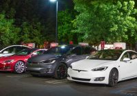 Are Tesla Superchargers Free Unique Tesla Outlines Supercharger Fees for New Canadian Owners