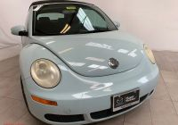 Are Volkswagen Beetle Parts Expensive Unique Used 2006 Volkswagen New Beetle Convertible for Sale at