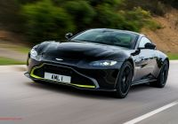 Aston Martin Vantage V8 Unique 2019 aston Martin V8 Vantage First Drive Review
