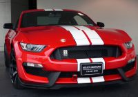 Atlanta Used Cars Marietta Elegant Used 2016 ford Mustang Shelby