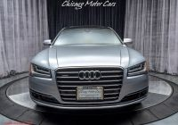 Atlantic Audi Inspirational Купить 2015 Audi A8 L 4 0t Quattro Sedan Msrp $110 395 БУ