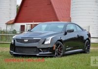 Atsv Review Best Of 2017 Cadillac ats V Coupe Review Performance Pictures