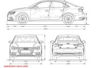 Audi A3 Dimensions Awesome 2017 Audi A3 Facelift India Launch In February 2017 Price