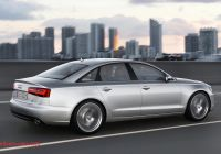 Audi A62012 Best Of 2012 Audi A6 Reviews and Rating Motor Trend