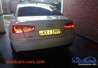 Audi A62012 Fresh Audi A6 C7 Used 2012 Petrol Rs 8000000 Sri Lanka