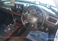 Audi A62012 Luxury Audi A6 C7 Used 2012 Petrol Rs 8000000 Sri Lanka
