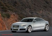 Audi A7 2007 Best Of In the Works 2008 Audi A7 S7
