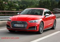 Audi S5 2016 Lovely 2016 Audi S5 Review Autocar