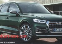 Audi Sq5 Specs Awesome New Audi Sq5 Specs Prices In south Africa Cars Co Za