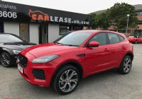 Auto Lease Specials Awesome In Review Jaguar E Pace 2 0d [180] Special First Edition