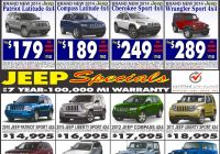 Auto Lease Specials Lovely April 2014 Seaview Jeep Lease Specials and Deals