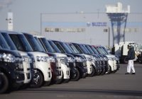 Auto Sales Sites New Japan Auto Sales Jump 8 6 In January