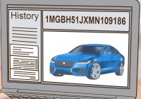 Automobile History Reports Luxury 4 Ways to Use A Vin Number to Check A Car S Options Wikihow