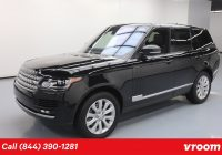 Autotrader Fresh Land Rover Range Rover for Sale Nationwide Autotrader