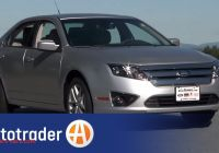Autotrader Used Cars Lovely 2011 ford Fusion Sedan New Car Review Autotrader Com