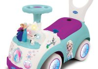 Baby Ride On Car New Kid Land Disney Frozen Magical Adventure Activity Ride On