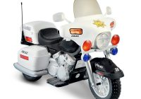 Battery Cars for toddlers New 12v Police Motorcycle toys Games