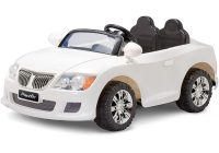 Battery Operated Cars Luxury Pacific Cycle Convertible Sports Car 12v Battery Powered White