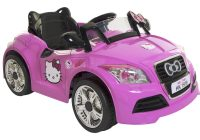 Battery Operated Children's Cars Fresh Dynacraft Hello Kitty 6v Sports Car Battery Powered Ride On