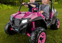 Battery Operated Ride On toys Luxury Peg Perego Polaris Rzr atv Battery Powered Riding toy Pink