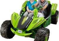 Battery Operated Ride On toys New Fisher Price Power Wheels Dune Racer Extreme 12 Volt Battery Powered