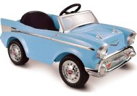 Battery Powered Cars Best Of Kid Motorz Chevy Bel Air 12 Volt Battery Powered Ride On Blue