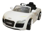 Battery Powered Cars for Kids New Audi R8 Spyder Type Model Battery Operated Ride On Car with