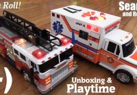 Battery Powered toy Car Best Of Battery Operated toy Cars Road Rippers Fire Truck and Ambulance