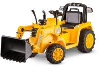 Battery Ride On toys Inspirational Kid Trax 6v Caterpillar Tractor Battery Powered Ride On Yellow