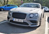 Bentley Continental Coupe New Bentley Continental Supersports Coupé 2018 21 April 2018
