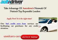 Best Auto Loans for Bad Credit Best Of Best Car Loans for People with Bad Credit Get Auto
