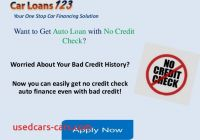 Best Auto Loans for Bad Credit Unique Bad Credit Car Loans No Credit Check Best Auto Financing