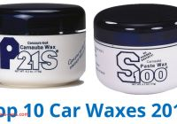 Best Car Wax Awesome 10 Best Car Waxes 2016 Youtube
