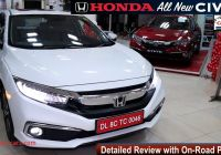 Best Modell Honda Cıvıc Best Of New Honda Civic 2019 Detailed Review Zx top Model Civic