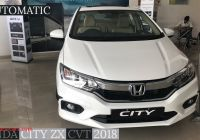 Best Modell Honda Cıvıc Elegant Honda City Zx Cvt Petrol 2018 I Vtech Review Youtube