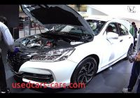 Best Modell Honda Cıvıc Inspirational 2016 2017 Facelifted Honda Accord Spirior 2400cc 184hp